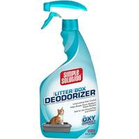 Simple Solution Cat Litter Box Deodorizer 32Oz-