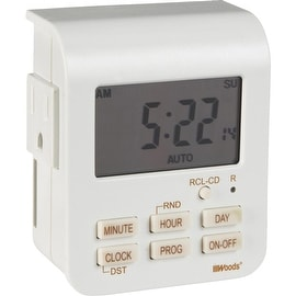 Woods 7-Day Digital Timer