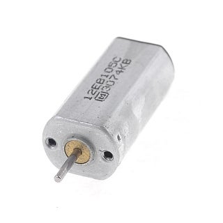 Unique Bargains Connector 3V 0.03A 12000RPM DC Mini Motor for Remote Control Car