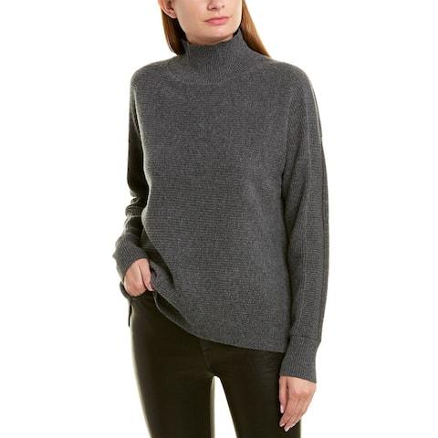 525 America Thumbhole Cashmere Sweater