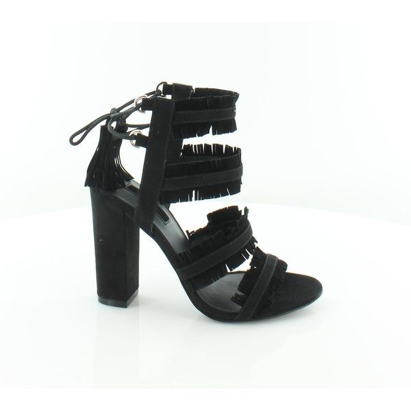 Guess Econi Women's Sandals & Flip Flops Black Multi