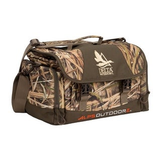 "Delta Waterfowl Gear Hunting Supplies Floating Blind Bag Brown - 12"" x 9"" x 8"""