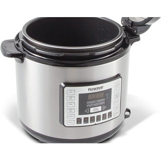 NuWave Nutri-Pot 8 qt. Digital Pressure Cooker