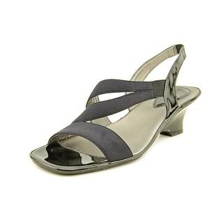Life Stride Fetch Women Open-Toe Canvas Slingback Sandal