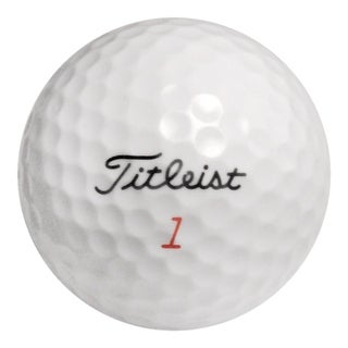48 Titleist Mix - Near Mint (AAAA) Grade - Recycled (Used) Golf Balls