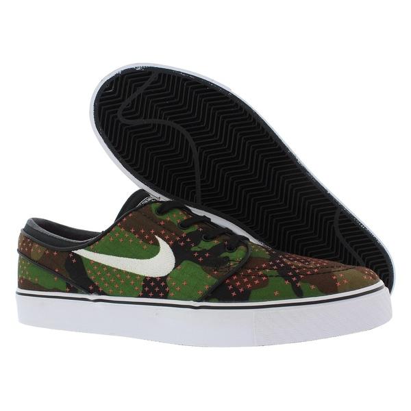 Nike Zoom Stefan Janoski Cnvs Prm Men's Shoes Size - 9 d(m) us