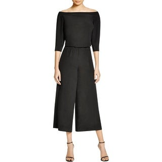 Theory Womens Jumpsuit Silk Pocket