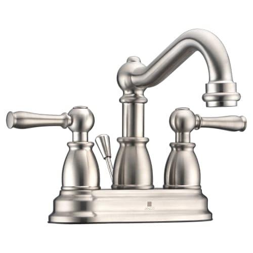 Anzzi KF AZ151 Edge Centerset 1 GPM Bathroom Faucet