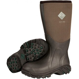 Muck Boot's Unisex Arctic Pro Boot Bark Boots - Mens Size 7 / Womens Size 8