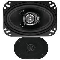 """SSL SSL-SLQ346 SLQ Series 4"""" x 6"""" 225 Watts 3-Way Speaker"""