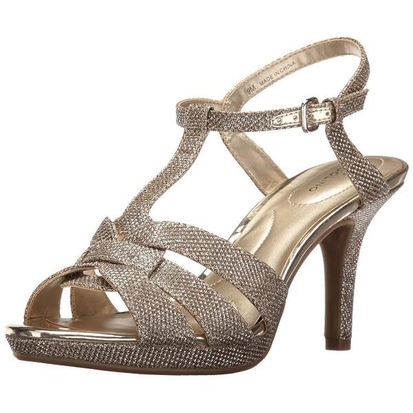 Bandolino Womens Sarhai Open Toe Casual Ankle Strap Sandals