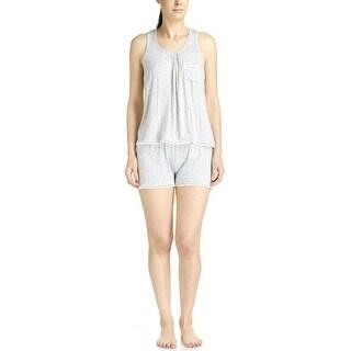 Rene Rofe Women's Dot Dot Dot Short Pajama Short Set