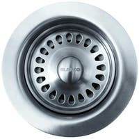 "Blanco 441093 Basket Strainer and Sink Flange 3 1/2"" in Stainless Steel Finish"