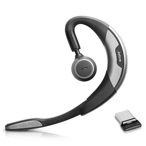 Jabra Motion UC Mono Bluetooth Headset w/ Noise-Canceling & Up To 300' Range