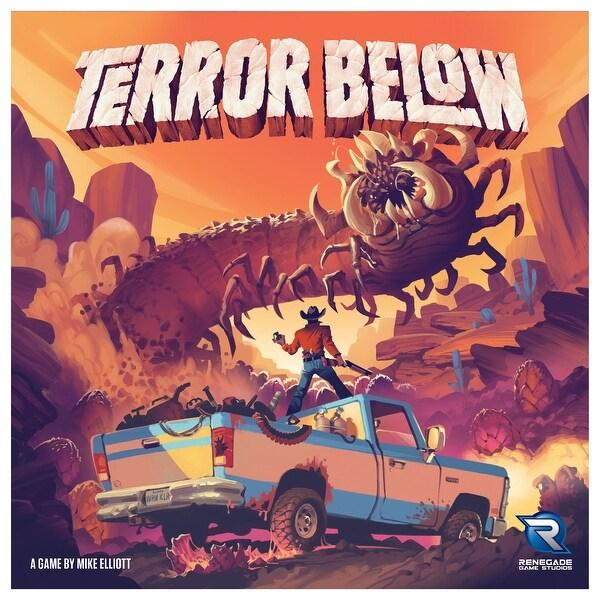 Terror Below Board Game. Opens flyout.
