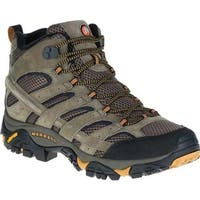 Merrell Men's Moab 2 Vent Mid Hiking Shoe Walnut