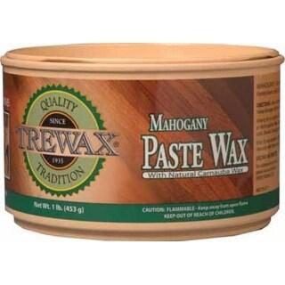 Trewax 887101017 Mahogany Paste Wax, 1 lbs
