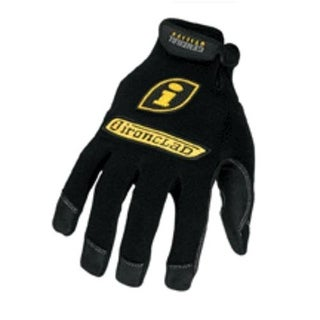 Ironclad GUG-06-XXL General Utility Glove, Black