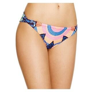 Mara Hoffman Womens Printed Hipster Swim Bottom Separates