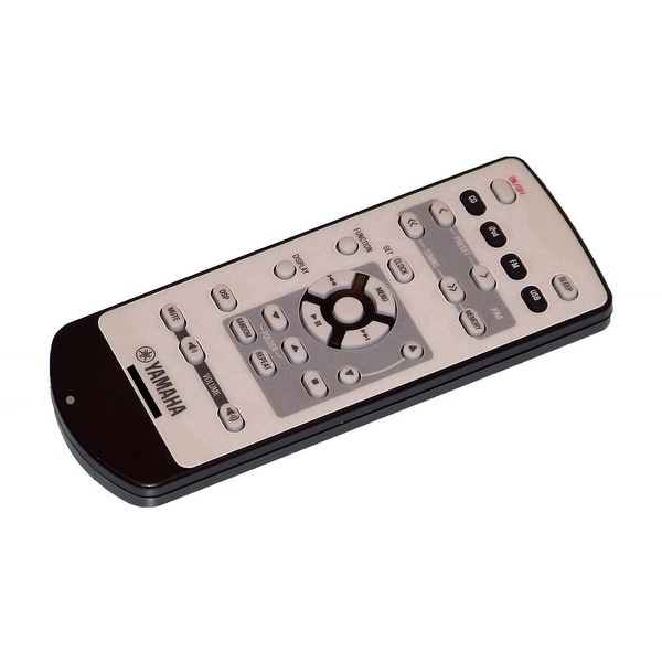 OEM Yamaha Remote Control Originally Shipped With: TSX-130, TSX130