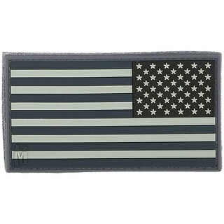 Maxpedition Reverse USA Flag Patch Large SWAT - MXUS2RS
