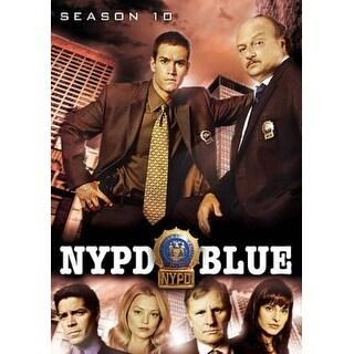 NYPD Blue: Season Ten - DVD
