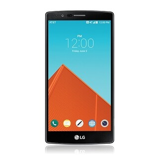 LG G4 H810 32GB AT&T Unlocked GSM Phone - Gray (Certified Refurbished)