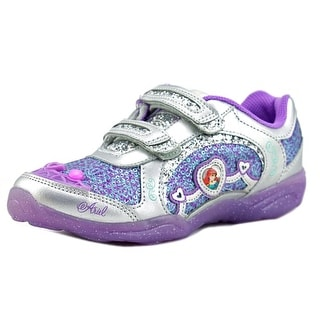 Stride Rite Disney Ariela Youth  Round Toe Synthetic Purple Sneakers