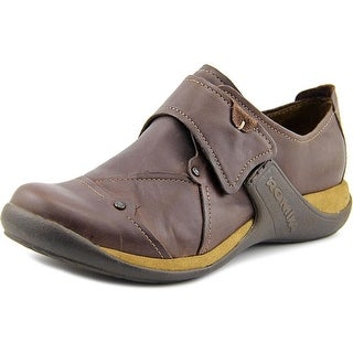 Romika Milla 41 Round Toe Leather Loafer