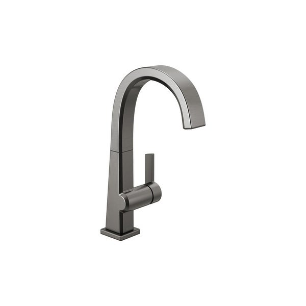 Delta 1993lf Pivotal 1 5 Gpm Single Hole Bar Faucet With Swivel Spout Limited Lifetime Warranty