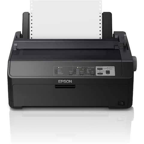 Epson FX-890II 9-pin Dot Matrix Printer - Monochrome