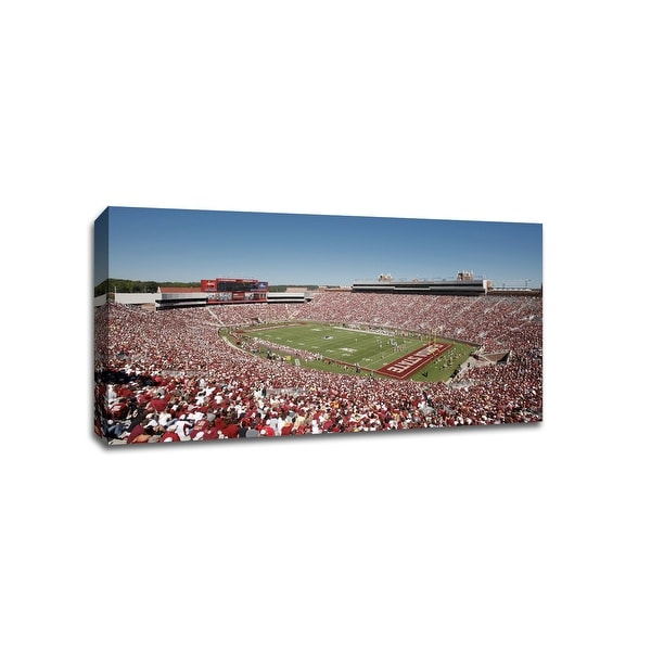 Florida State - CollegeFootball - 40x22 Gallery Wrapped Canvas Wall Art