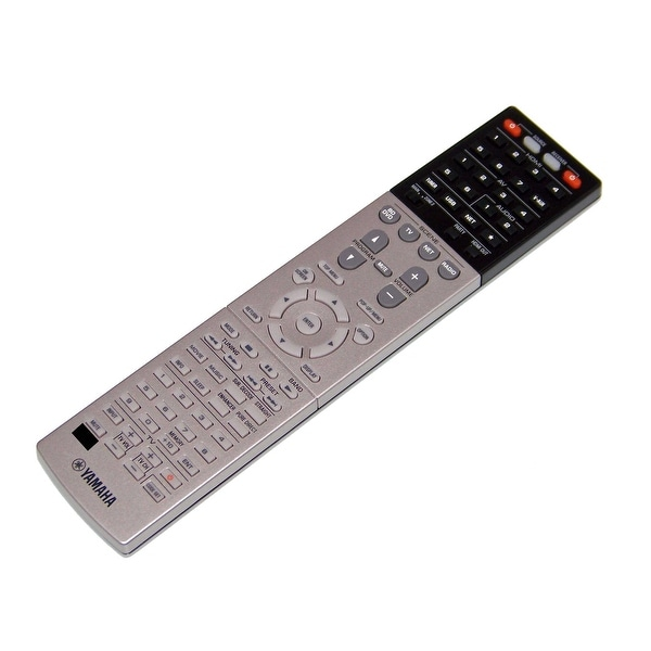 OEM Yamaha Remote Control Originally Shipped With: RX-A830, RXA830