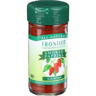 Frontier Herb - Smoked Ground Paprika ( 3 - 1.87 OZ)
