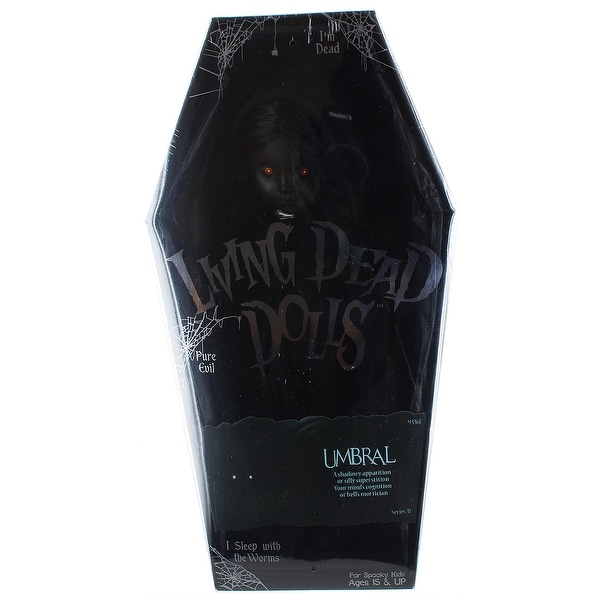 Living Dead Dolls Series 31 Don't Turn Out The Lights: Umbral - multi