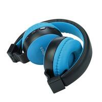 Rechargeable Wireless Bluetooth Foldable Over Ear Headphones Headset With Mic