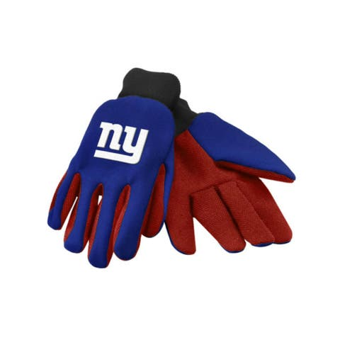 Forever Collectibles New York Giants Work - Utility Gloves Work or Utility Gloves