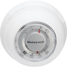 Honeywell Rnd Heat Only Thermostat