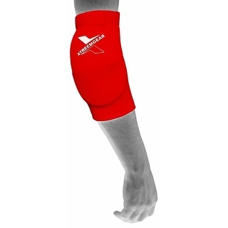 Adjustable Elbow Brace Support Elastic Wrap Pain Relief Protector Red