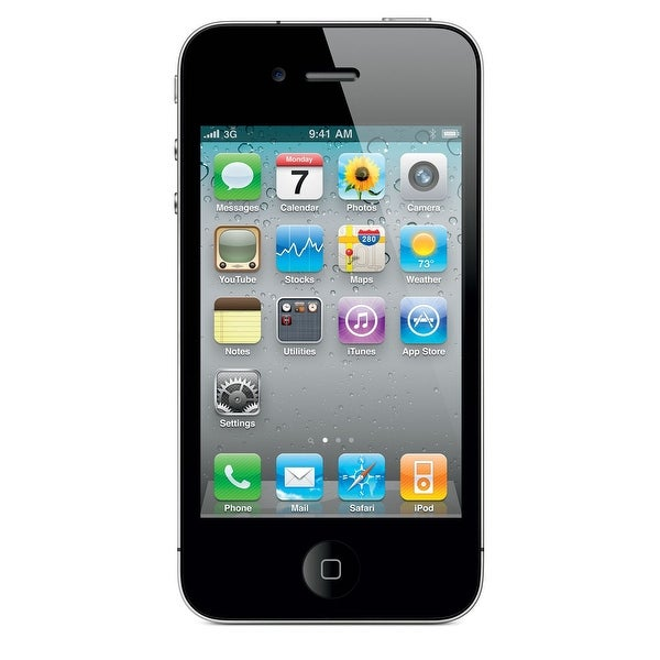 Apple iPhone 4S 8GB Unlocked GSM Dual-Core Phone w/ 8MP Camera (Certified Refurbished)