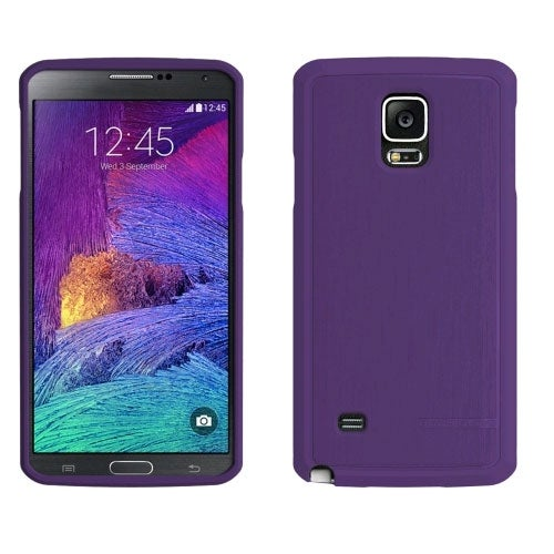 Body Glove Satin Case for Samsung Galaxy Note 4 - Grape