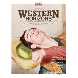 Western Horizons: Universal Westerns of 1950's [DVD]