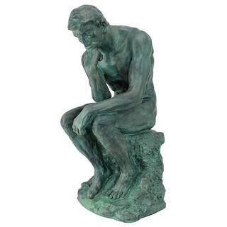 Design Toscano Rodin's Thinker Statue: Large
