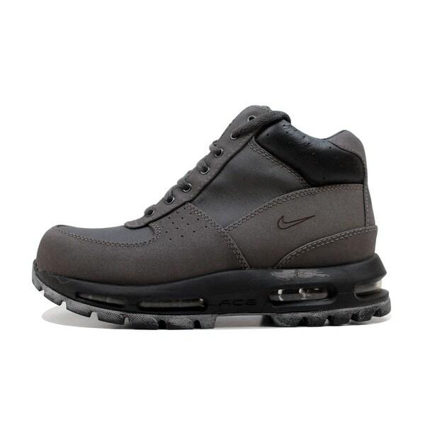 Nike Men's Air Max Goadome F/L TT Midnight Fog/Midnight Fog-Black 414952-001 Size 7.5