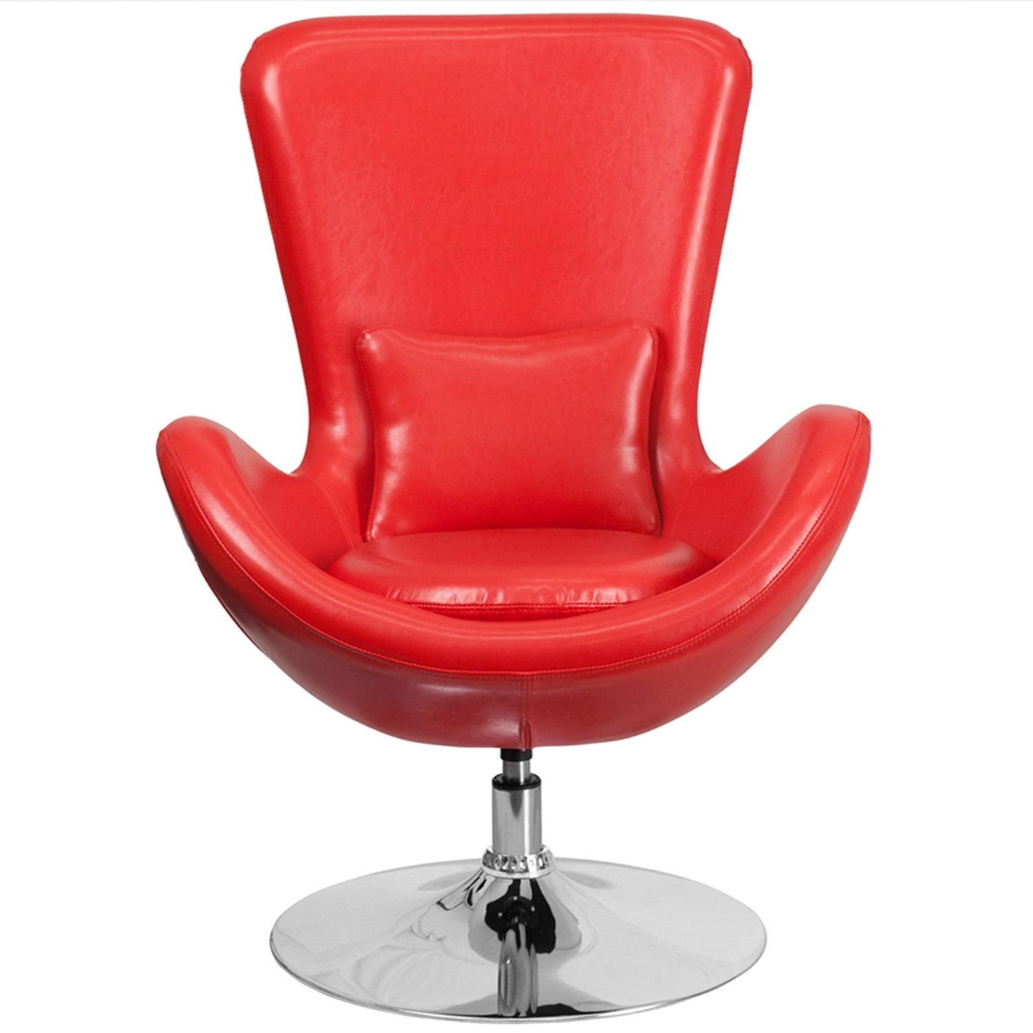 Captain/'s Guest Arm Chair Reception Chairs Black Red Cushion Office Furniture