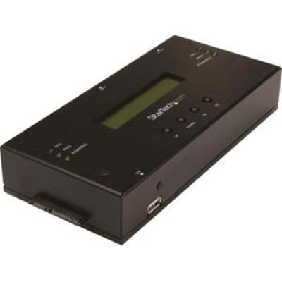 "Startech Satsasdupe11 1:1 Standalone Hard Drive Duplicator And Eraser For 2.5""/3.5"" Sata & Sas Drives"