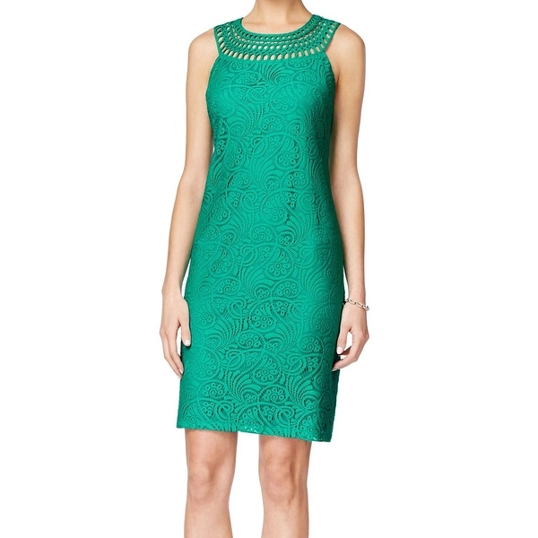 Shop Jessica Howard New Green Women S Size 14 Lace