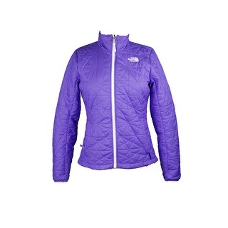 The North Face Purple Quilted Jacket S