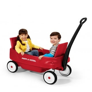 Radio Flyer 2700R 2-in-1 Pathfinder Toy Wagon, For Ages Over 1-1/2 Years Kid