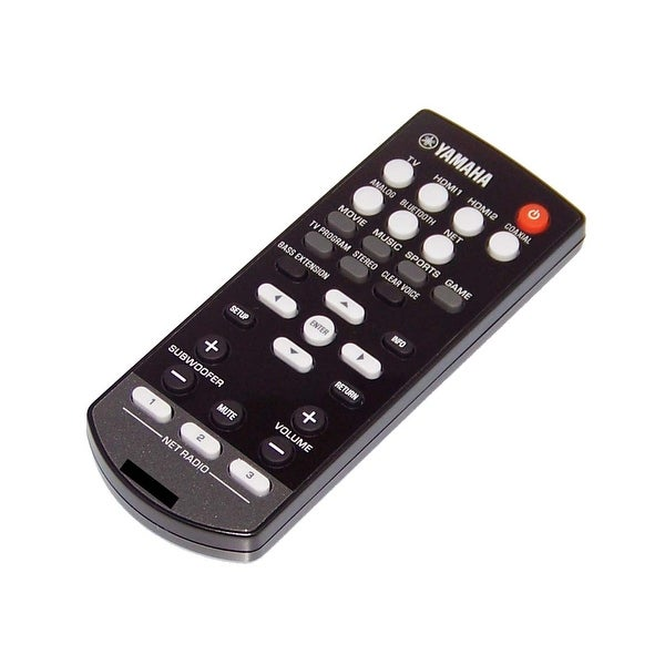 NEW OEM Yamaha Remote Control Originally Shipped With YAS-706, YAS706
